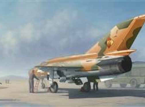 Trumpeter Models (TSM) 1/48 MiG-21MF Fighter