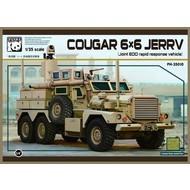 PANDA HOBBY (PHM) 1/35 Cougar 6x6 JERRV MRAP
