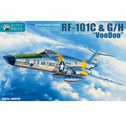 KITTY HAWK MODELS (KH) 1/48 RF-101C & G/H VooDoo