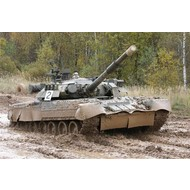 TSM - Trumpeter Models 1/35 Russian T-80U MBT