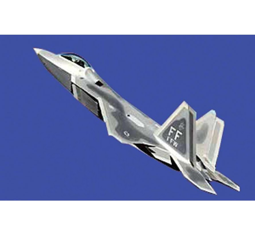 01317 Trumpeter 1/144 F-22A Raptor