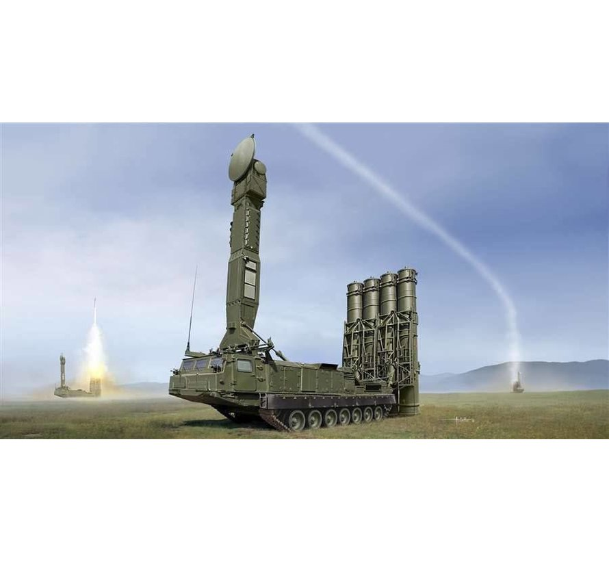 09519 Trumpeter 1/35 Russian S-300V 9A83 SAM
