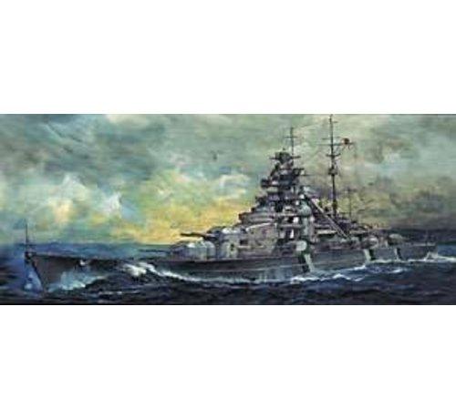 Trumpeter Models (TSM) 05711 Trumpeter 1/700 German Battleship DKM Bismarck