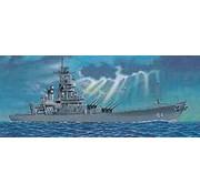 Trumpeter Models (TSM) 1/700 U.S. Battleship BB-64 Wisconsin 1991