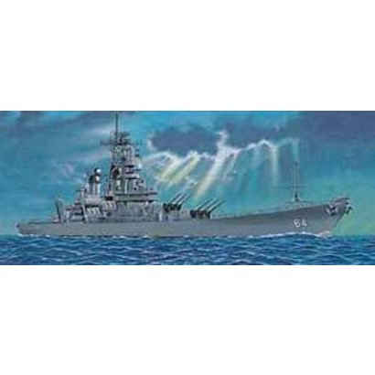 TSM - Trumpeter Models 05706 Trumpeter 1/700 U.S. Battleship BB-64 Wisconsin 1991 'Wisky'