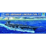 Trumpeter Models 1/700 USS Abraham Lincoln CVN72