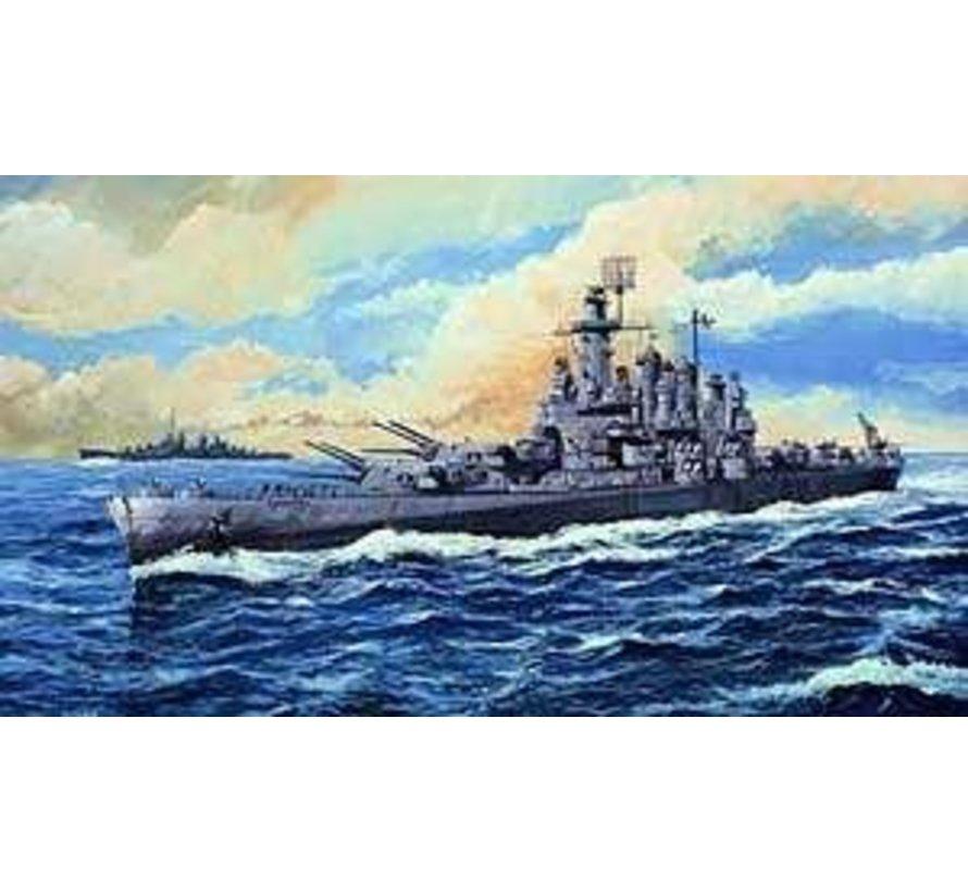 05735 Trumpeter 1/700 USS Washington BB-56