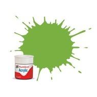 HMB - HUMBROL AB0038 - Lime - Acrylic, 14mL, Gloss, Shade 038