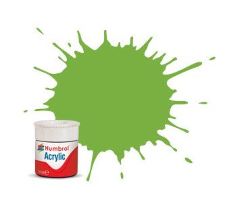 AB0038 - Lime - Acrylic, 14mL, Gloss, Shade 038