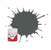 Humbrol - HMB AB0027 - Sea Grey - Acrylic, 14mL, Matt, Shade 027