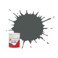 HMB - HUMBROL AB0027 - Sea Grey - Acrylic, 14mL, Matt, Shade 027
