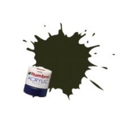 HMB - HUMBROL AB0053 - Gunmetal - Acrylic, 14mL, Metallic, Shade 053