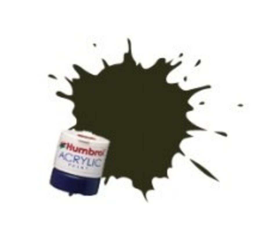 AB0053 - Gunmetal - Acrylic, 14mL, Metallic, Shade 053
