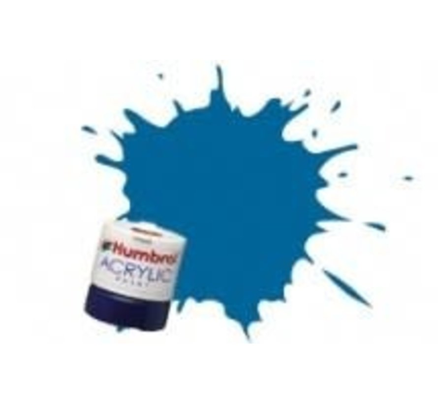 AB0052 - Baltic Blue - Acrylic, 14mL, Metallic, Shade 052