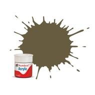 HMB - HUMBROL AB0086 - Light Olive - Acrylic, 14mL, Matt,  Shade 086