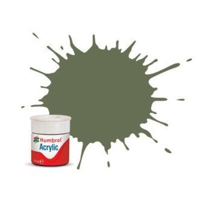 HMB - HUMBROL AB0106 - Ocean Grey - Acrylic, 14mL, Matt, Shade 106
