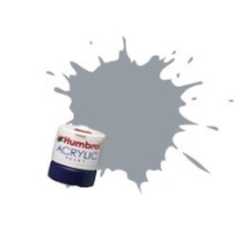 Humbrol - HMB AB0165 - Medium Sea Grey - Acrylic, 14mL, Satin, Shade 165
