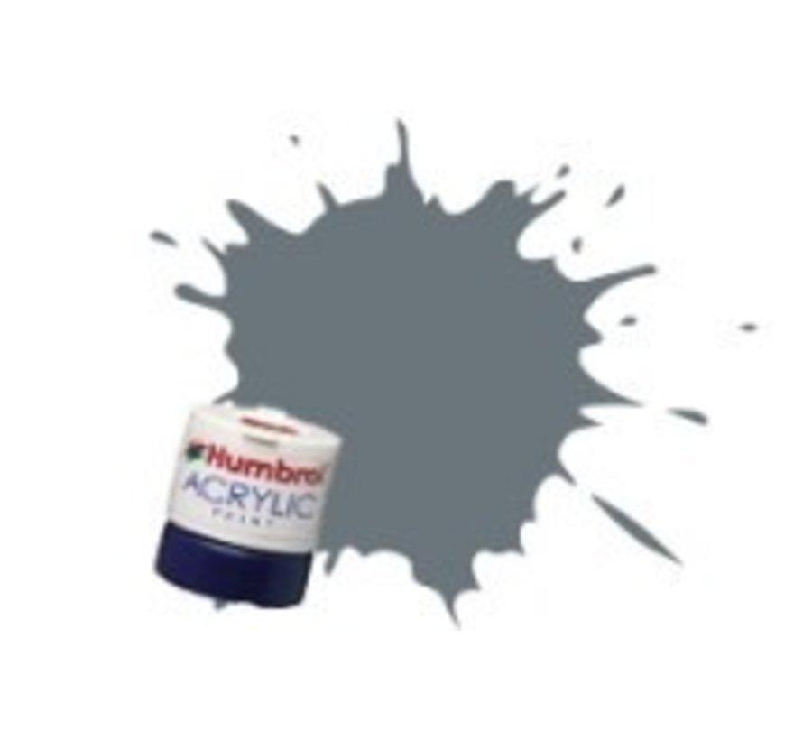 AB0164 - Dark Sea Grey - Acrylic, 12mL, Satin, Shade 164