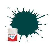Humbrol - HMB AB0239 - British Racing Green - Acrylic, 14mL, Gloss, Shade 239