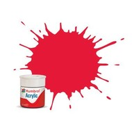 HMB - HUMBROL AB0238 - Arrow Red - Acrylic, 14mL, Gloss, Shade 238