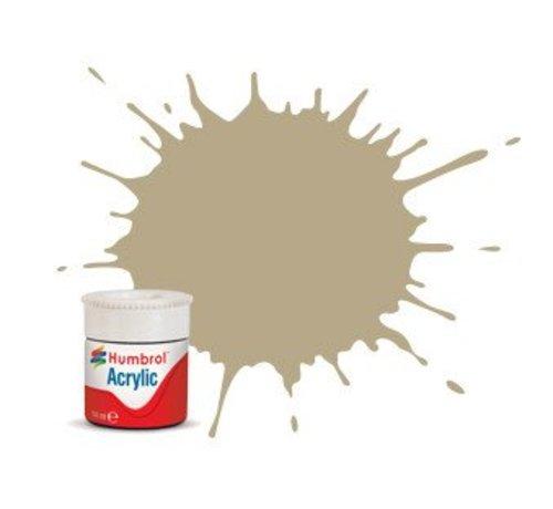 Humbrol - HMB AB0237 - Desert Tan - Acrylic, 14mL, Matt, Shade 237