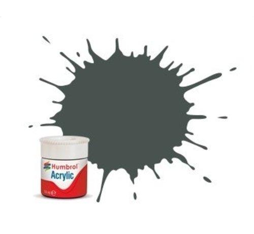 Humbrol - HMB AB0244 - RLM73 Grun - Acrylic, 14mL, Matt, Shade 244