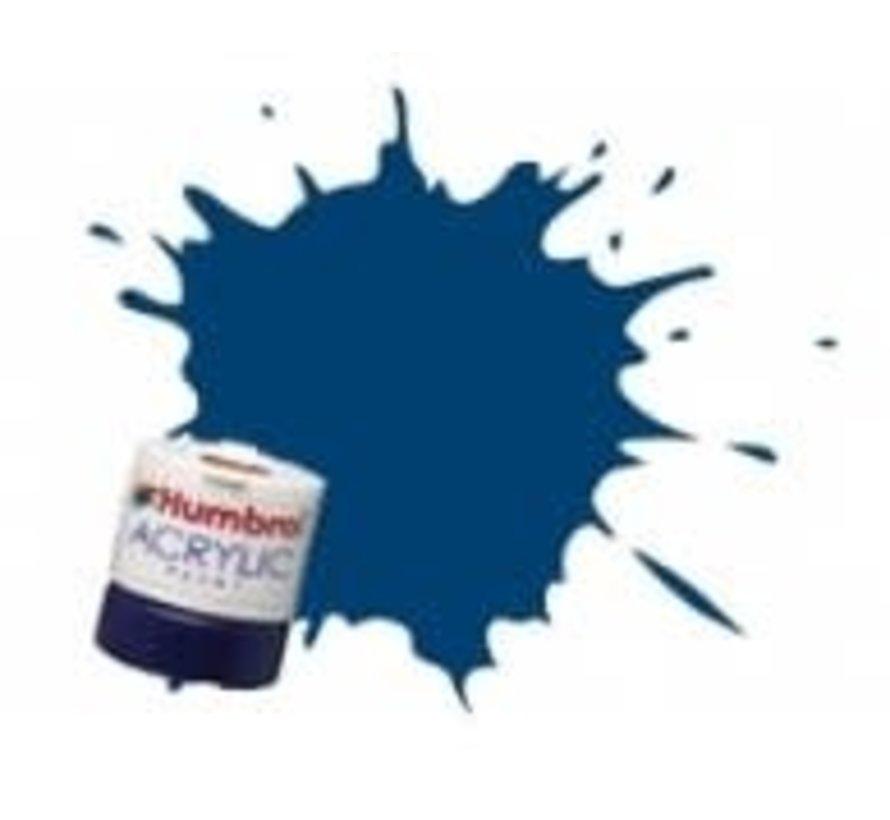 AB2411 - Diesel Blue - Acrylic, 14mL, Rail Colors, RC411