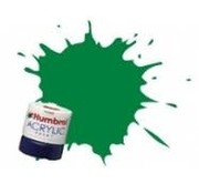 Humbrol - HMB AB2409 - Malachite Green - Acrylic, 14mL, Rail Colors, RC409