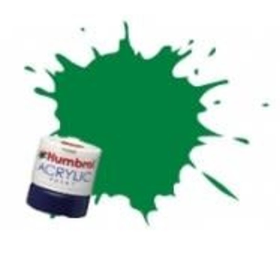 AB2409 - Malachite Green - Acrylic, 14mL, Rail Colors, RC409