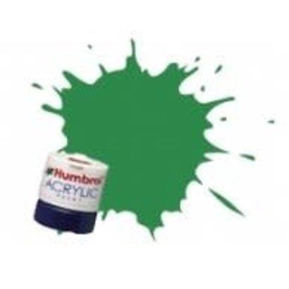 HMB - HUMBROL AB2408 - Apple Green - Acrylic, 14mL, Rail Colors, RC408