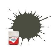 Humbrol - HMB AB0253 - RLM83 Dunkel-grun - Acrylic, 14mL, Matt, Shade 253