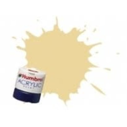 HMB - HUMBROL AB2424 - BR Cream - Acrylic, 14mL, Rail Colors, RC424