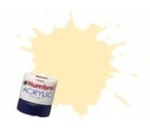 Humbrol - HMB AB2416 - Pullman Cream - Acrylic, 14mL, Rail Colors, RC416