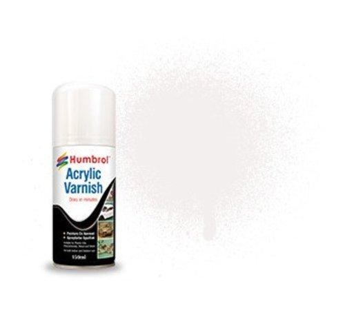 Humbrol - HMB AD6049 - Varnish, 150ml - Acrylic Spray, Matt, Shade 049