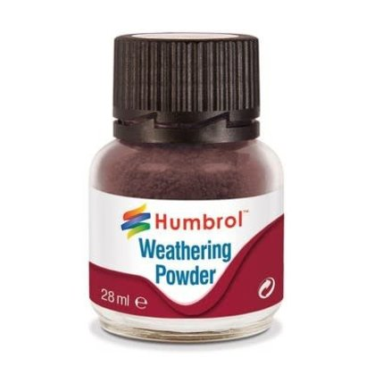 HMB - HUMBROL AV0007 - DARK EARTH - Weathering Powder, 28mL
