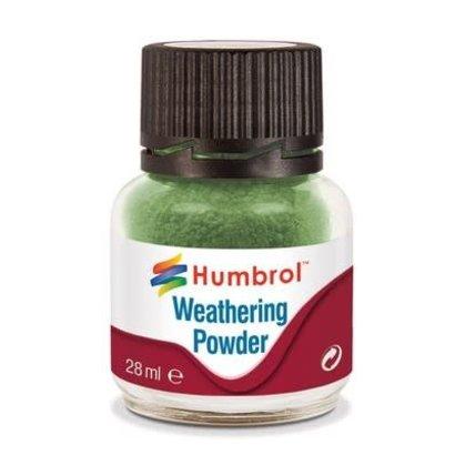 HMB - HUMBROL AV0005 - CHROME OXIDE GREEN - Weathering Powder, 28mL
