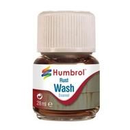 HMB - HUMBROL AV0210 - Enamel Wash Rust, 28 ml