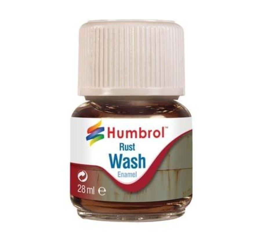AV0210 - Enamel Wash Rust, 28 ml