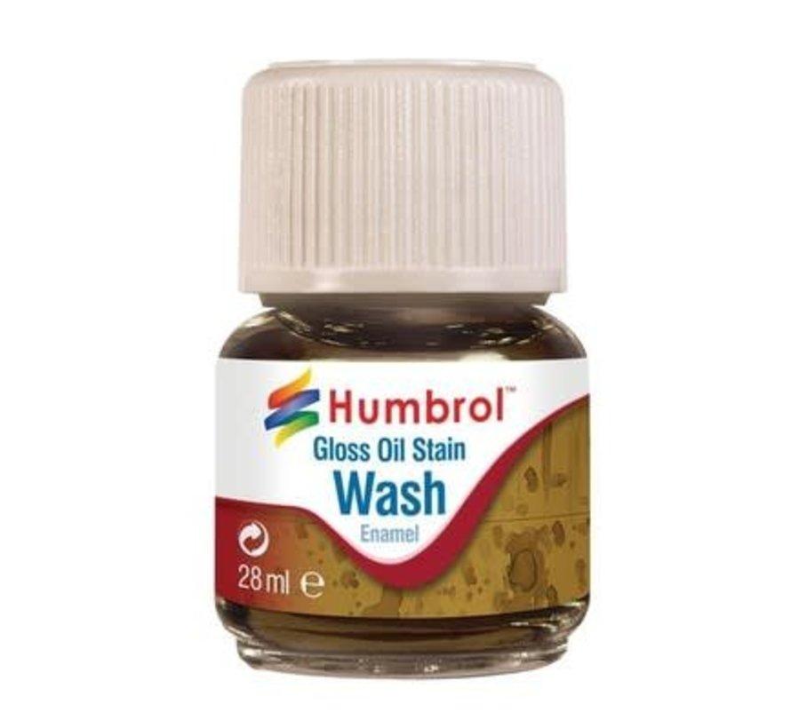 AV0209 - Enamel Wash Oil Stain, 28ml