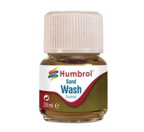 Humbrol - HMB AV0207 - Enamel Wash Sand, 28 ml
