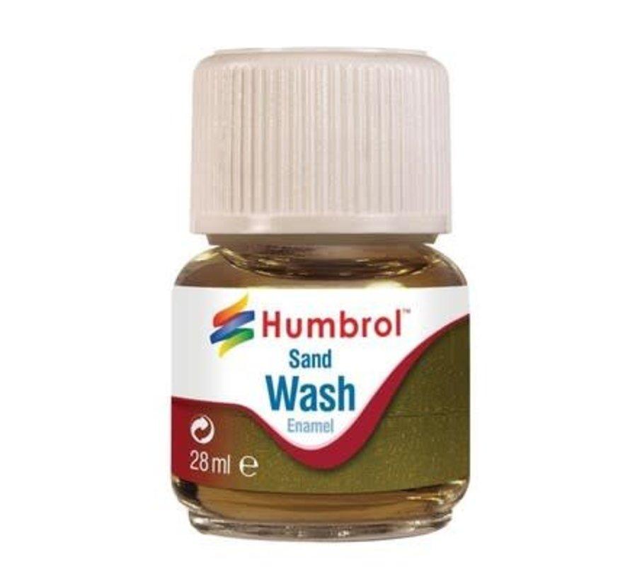 AV0207 - Enamel Wash Sand, 28 ml