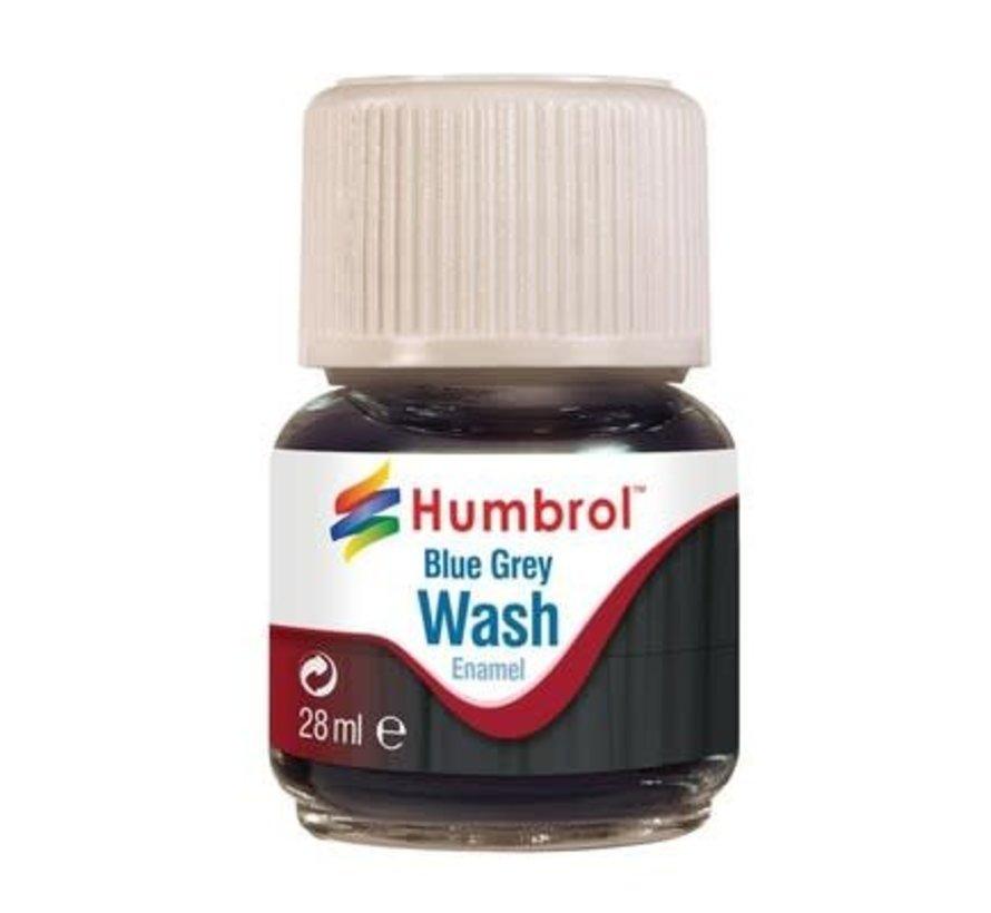 AV0206 - Enamel Wash Blue Grey, 28 ml
