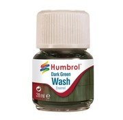 Humbrol - HMB AV0203 - Enamel Wash Dark Green, 28 ml