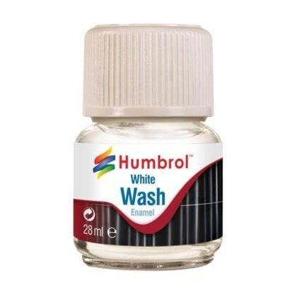 HMB - HUMBROL AV0202 - Enamel Wash White, 28 ml