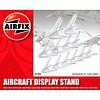 AFX AF1008 - 3 sizes - Aircraft Model Stand Assortment