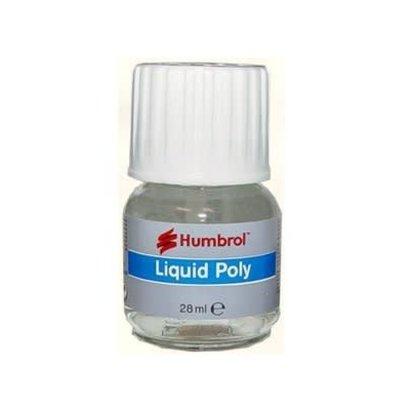 HMB - HUMBROL AE2500 - Liquid Poly, 28 ml, Bottle/Brush