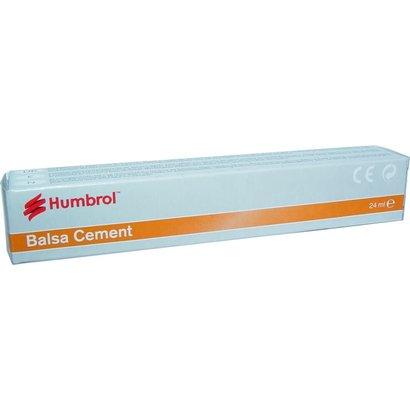 HMB - HUMBROL AE0603 - Balsa Cement, 24 ml, Tube