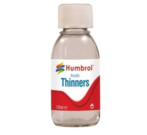 Humbrol - HMB AC7433 - Acrylic Thinners, 125ml