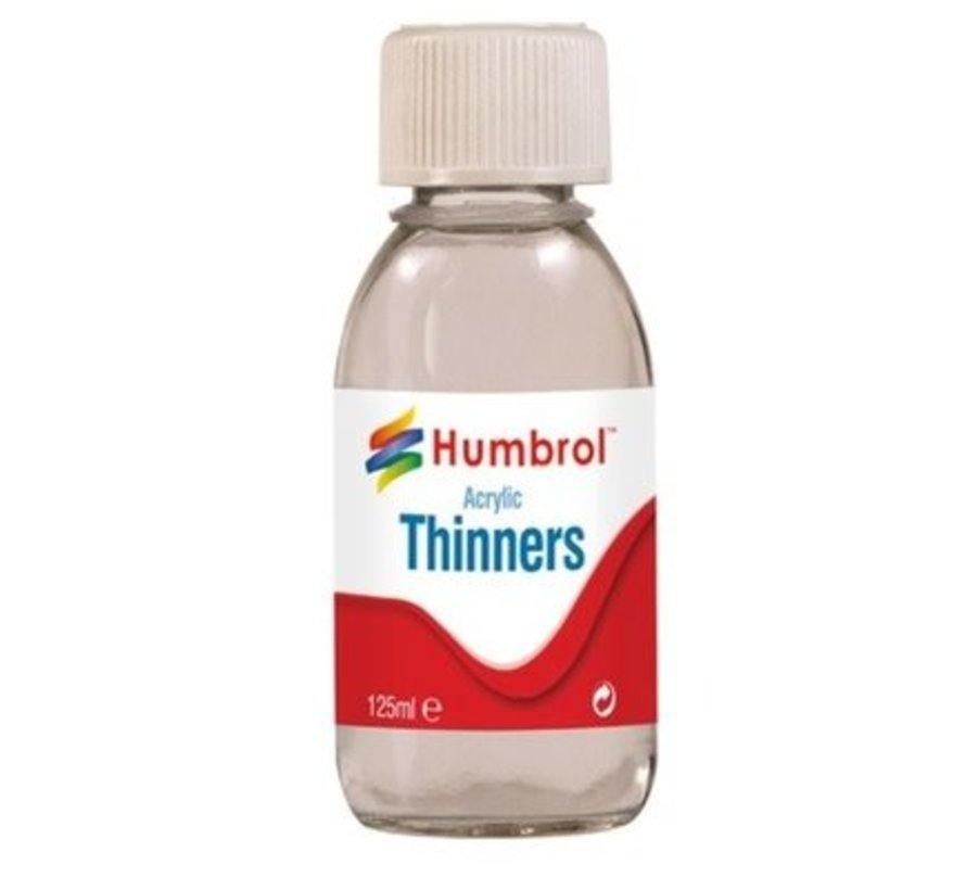 AC7433 - Acrylic Thinners, 125ml