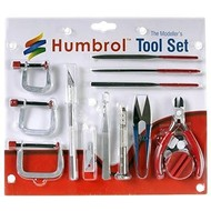 HMB - HUMBROL AG9159 - Medium Tool Set